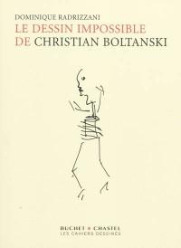 Le dessin impossible de Christian Boltanski