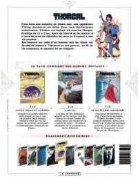 Pack découverte Thorgal 5 - 3 BD pour le prix de 2 : T13 édition spéciale + T14 + T15