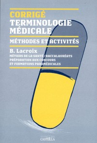 Terminologie Medicale Corrige