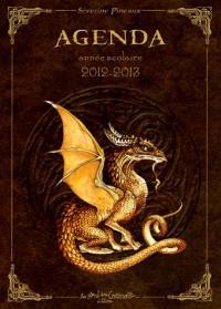 Agenda Scolaire 2012-2013 Dragons