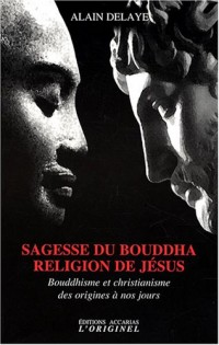 Sagesse du Bouddha, religion de Jésus : Bouddhisme et christianisme des origines à nos jours