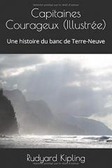 Capitaines Courageux (Illustrée): Une histoire du banc de Terre-Neuve