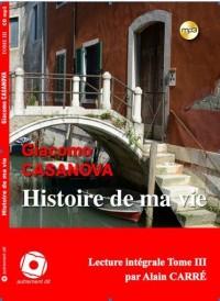 Histoire de Ma Vie T3/1cd MP3