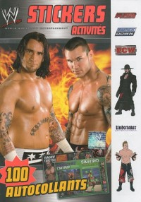 WWE Stickers - Activités