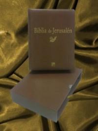 Biblia de Jerusalén, edicion manual modelo 2 (4ª edicion)