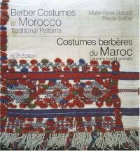 Costumes berbères du Maroc
