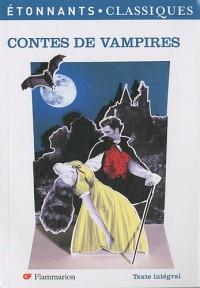 Contes de vampires