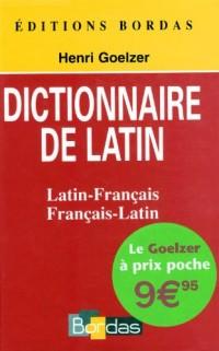 Dictionnaire latin-français et français-latin : Le latin en poche