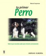 Tu primer perro / Your first dog