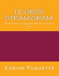 Le gros stram'gram': Petites histoires de grammaire avec exercices- CE2