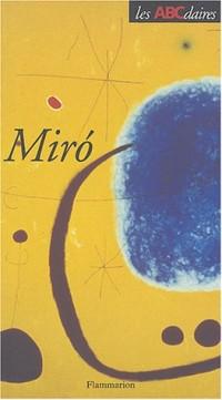 L'ABCdaire de Miró