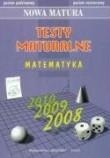 Matura 2010 Testy maturalne matematyka poziom podstawowy poziom rozszerzony
