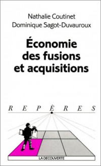 Economie des fusions et acquisitions