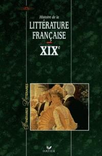 Histoire de la littérature française XIXe