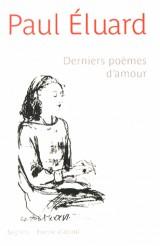 Derniers Poemes d'Amour - Ne 2013