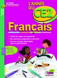 CAHIER DE L'ANNEE DE - FRANCAIS CE2 - (Ancienne édition)