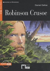 Robinson Crusoe : Step five B2.2 (1CD audio)