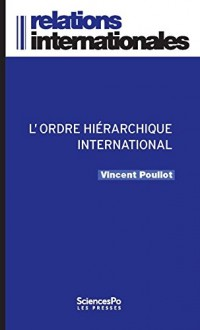 L'ordre hierarchique international
