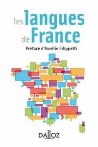 Les langues de France - 1re édition