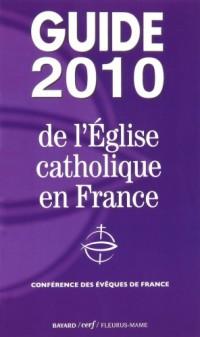 Guide 2010 de l'Eglise catholique en France