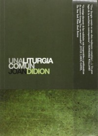 Una liturgia comun / A Common Liturgy