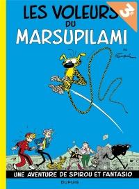 Spirou et Fantasio T5 Spirou et Fantasio - Tome 5 - les Voleurs du Marsupilami (Ope Ete 2018)