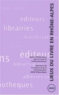 Lieux du livre en Rhône alpes