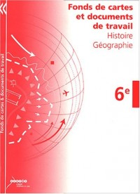 Histoire Géographie 6e : Fonds de carte