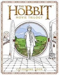 The Hobbit Movie Trilogy Colouring Book: Heroes and Villains