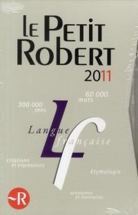 Coffret pr1 pr2 2011