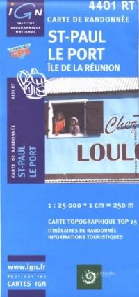 P4401r saint paul - le port (reunion)