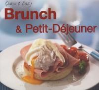 Brunch et Petit-déjeuner