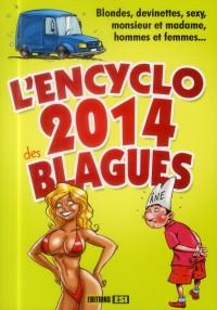 L'encyclo 2014 des blagues