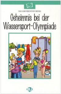 Geheimnis bei der Wassersport-Olympiade