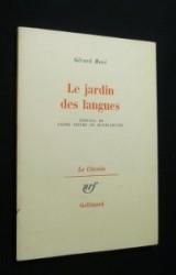 Le jardin des langues