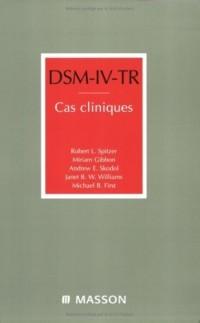 DSM-IV-TR : Cas cliniques