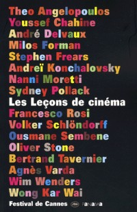 Les Leçons de cinéma : Festival de Cannes