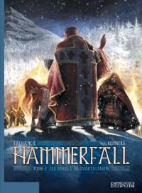 Hammerfall, Tome 2 : Les ombres du Svartalaheim