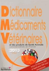 Dictionnaire des Médicaments Veterinaires 2013 18e ed