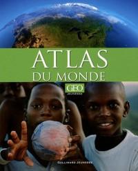 Atlas du Monde Géo Jeunesse