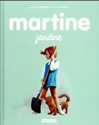 Martine, Tome 20 : Martine jardine