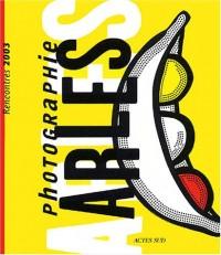 Rencontres d'Arles 2003