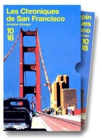 Chroniques de San Francisco, coffret 3 volumes : tomes 1, 2, 3