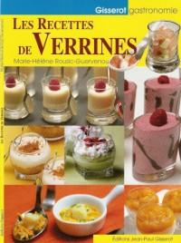 Recettes de Verrines (les)