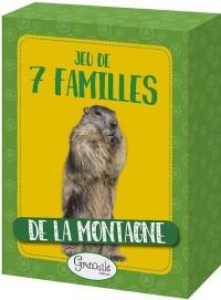 Jeu de 7 Familles de la Montagne