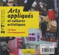 Arts appliqués et cultures artistiques 1e et Tle Bac professionnel : CD-ROM