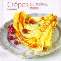 Crêpes, pancakes, blinis....