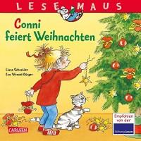 Conni feiert Weihnachten: Mit tollen Geschenkaufklebern