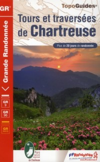 Tours et Traversees de Chartreuse Ned - 38-73 - Gr9 -
