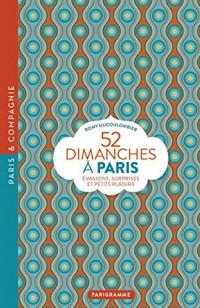 52 Dimanches a Paris